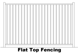 Flat Top Fencing (code: FFT)