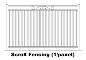Scroll Fencing (code: FSCL)