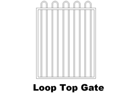 Loop Top Gate (code: GLT)