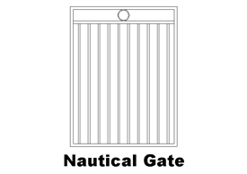 Nautical Gate (code: GNAU)