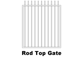 Rod Top Gate (code: GRT)