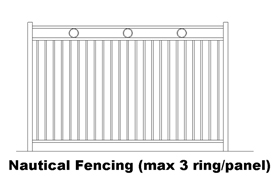 Nautical Fencing (code FNAU)