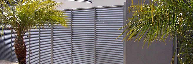 Privacy Louvres
