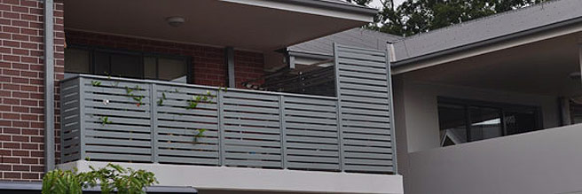 Slats Balustrades and Railings